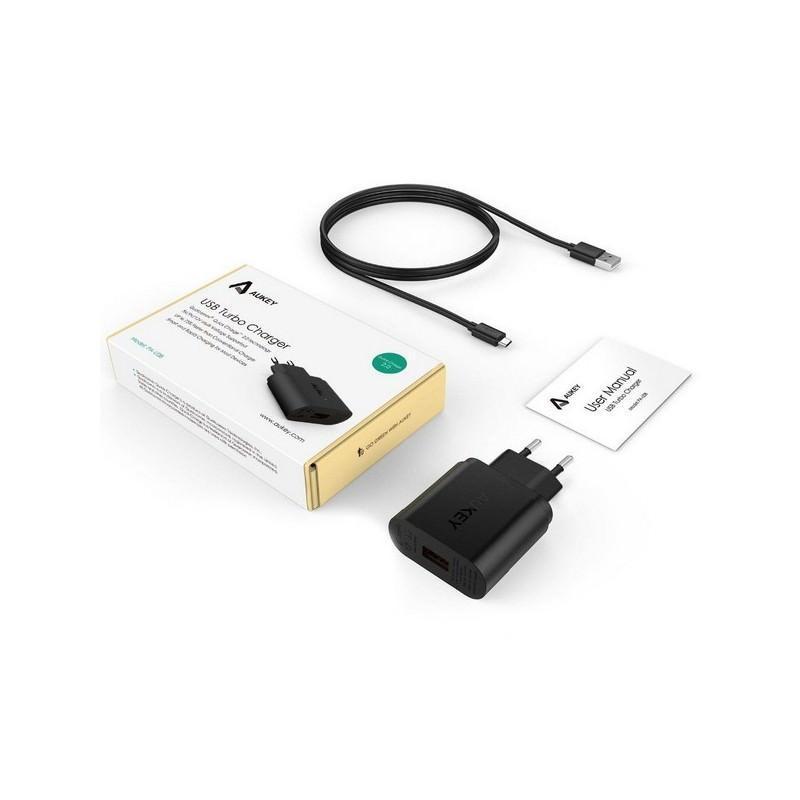 Быстрая USB-зарядка – USB 2.0, Quick Charge, защита от перезаряда и замыканий 198617