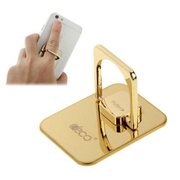 18762 - Универсальный держатель-кольцо для смартфона и планшета