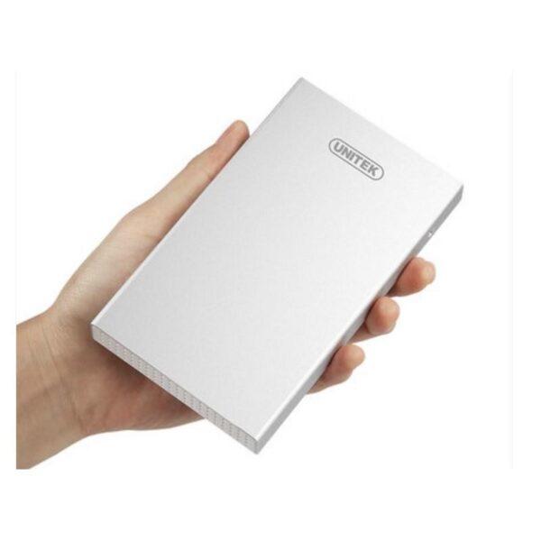 18834 - Внешний карман-кейс для жесткого диска 2,5 дюйма с USB 3.0: поддержка SATA-3, протокола UASP