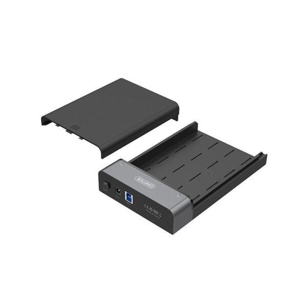18861 - Внешний карман с USB 3.0 для 2,5/ 3,5-дюймовых жестких дисков: поддержка SATA-3, протокола UASP