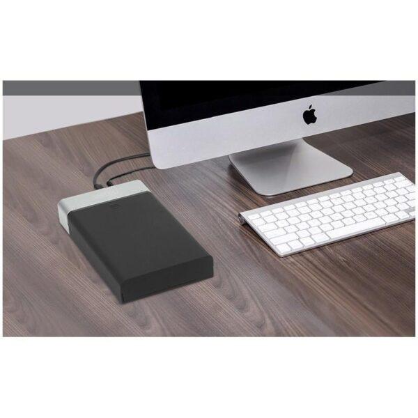 18863 - Внешний карман с USB 3.0 для 2,5/ 3,5-дюймовых жестких дисков: поддержка SATA-3, протокола UASP