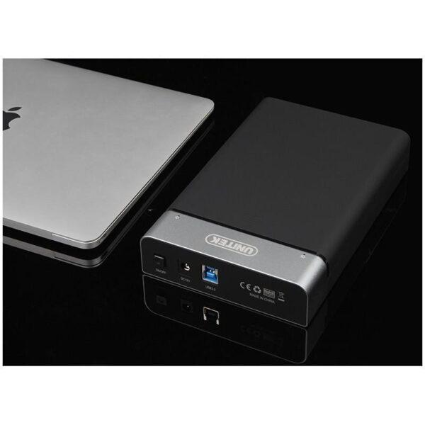 18871 - Внешний карман с USB 3.0 для 2,5/ 3,5-дюймовых жестких дисков: поддержка SATA-3, протокола UASP