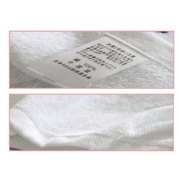 18972 - Детский халатик-полотенце: 100% хлопок