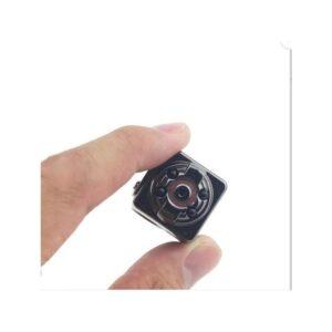Супермини Full HD камера-видеорегистратор SQ8: 1080P, 12 МП, 32 Гб, датчик движения, ночная ИК-подсветка