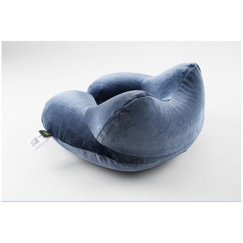 Надувная дорожная U-образная подушка для комфортного отдыха и сна 199581