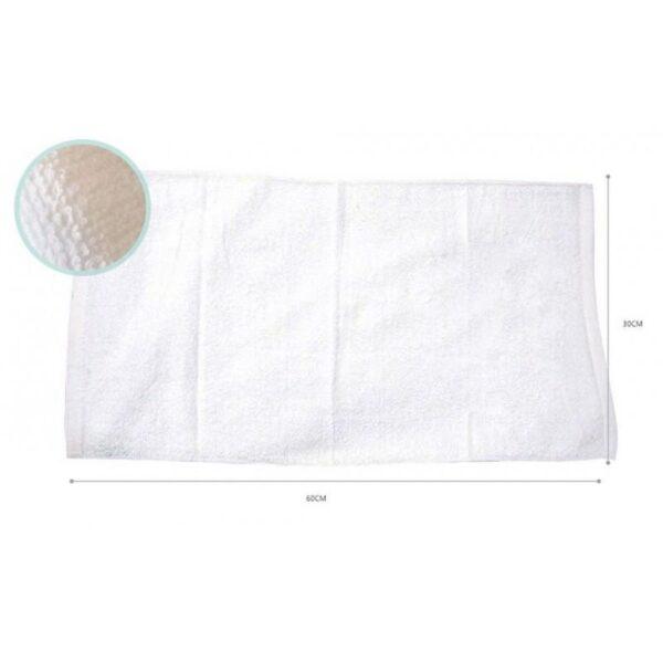 19780 - Прессованное хлопковое полотенце Tuban