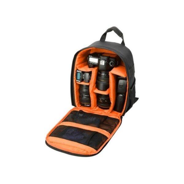 19830 - Водонепроницаемый рюкзак-кейс для камеры и аксессуаров - нейлон, устойчивость к царапинам, 3 цвета
