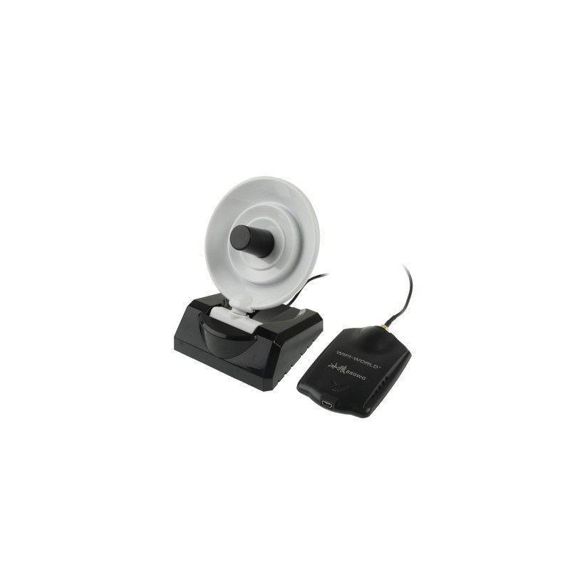 Сетевой Wi-Fi адаптер A-5058, USB 2.0,54 Мбит/с, 8000 мВт, 58 дБи, до 10 км