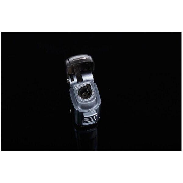 20026 - Зажигалка-мультитул IRON MAN: ветрозащита горелки, штопор, открывалка, нож