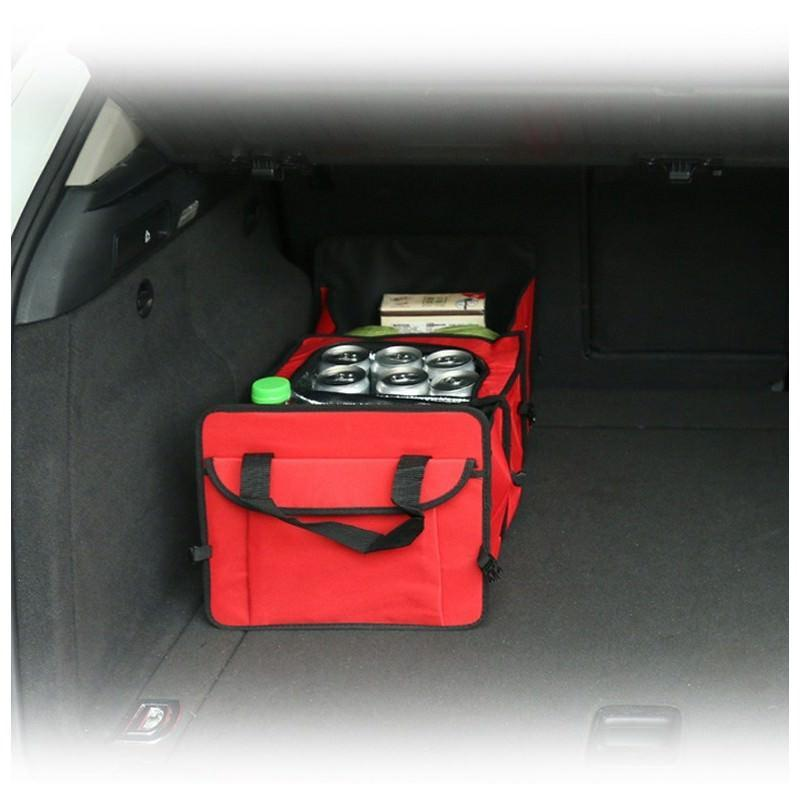 Автомобильный ящик-трансформер для перевозки вещей, еды и напитков 200133