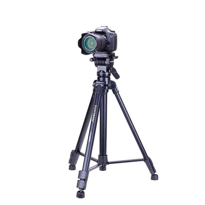 Портативный штатив Yunteng 880 для фото и видеокамер