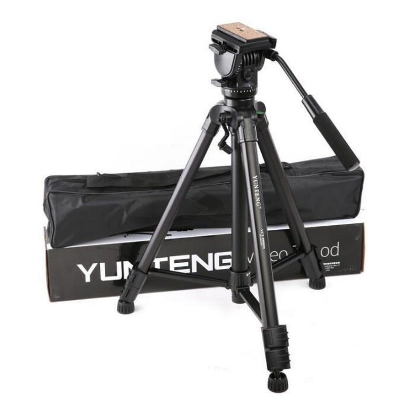 Профессиональный штатив Yunteng 998 для фото и видеосъемки