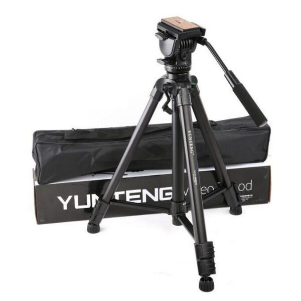20533 - Профессиональный штатив Yunteng 998 и колёса Dolly