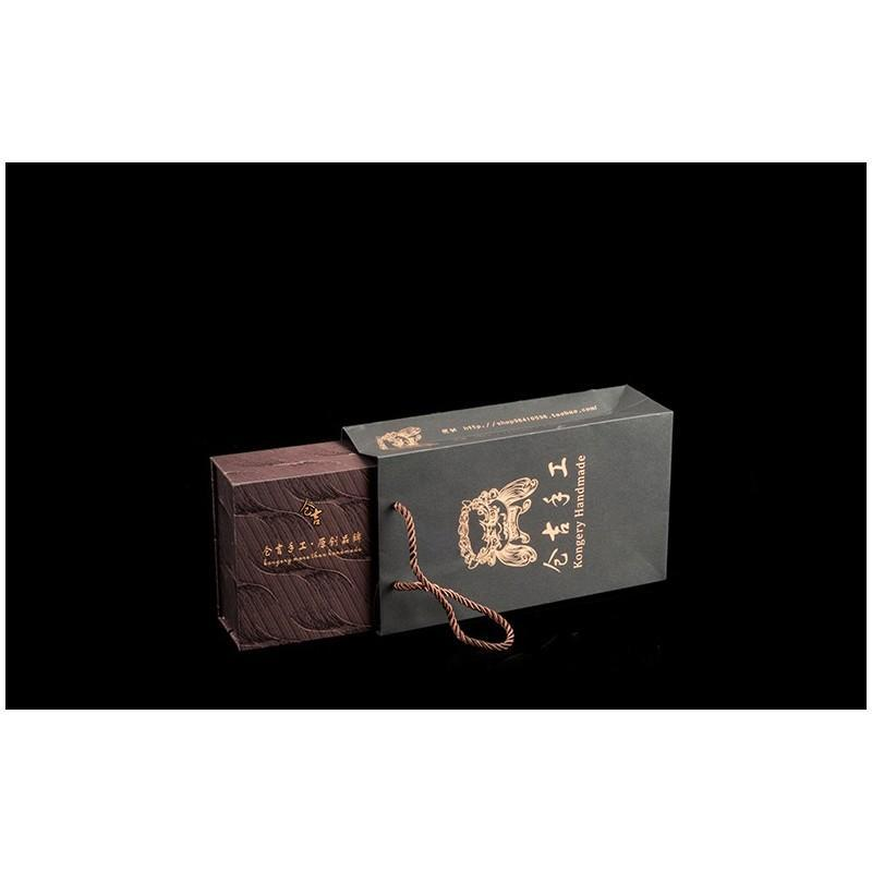 Кожаное портмоне ручной работы Kongery Indian 200344