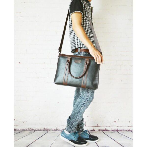 20605 - Мужской портфель-сумка O'Honor Classic Festiva