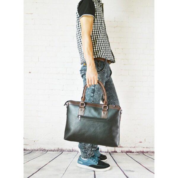 20607 - Мужской портфель-сумка O'Honor Classic Festiva
