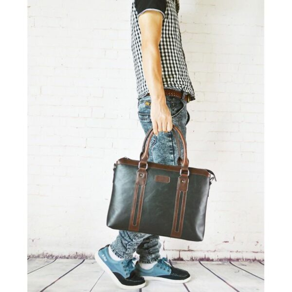20608 - Мужской портфель-сумка O'Honor Classic Festiva