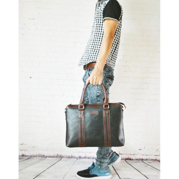 20610 - Мужской портфель-сумка O'Honor Classic Festiva