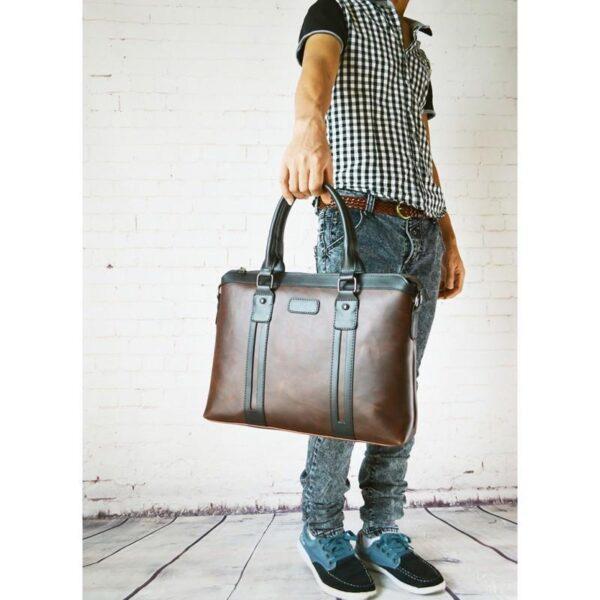 20613 - Мужской портфель-сумка O'Honor Classic Festiva