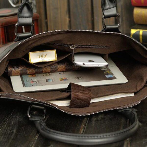 20618 - Мужской портфель-сумка O'Honor Classic Festiva