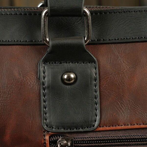 20624 - Мужской портфель-сумка O'Honor Classic Festiva