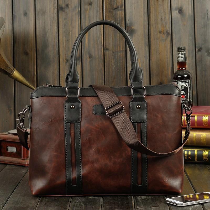 20628 - Мужской портфель-сумка O'Honor Classic Festiva