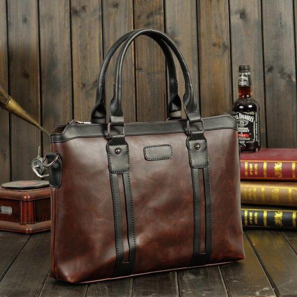 20630 - Мужской портфель-сумка O'Honor Classic Festiva
