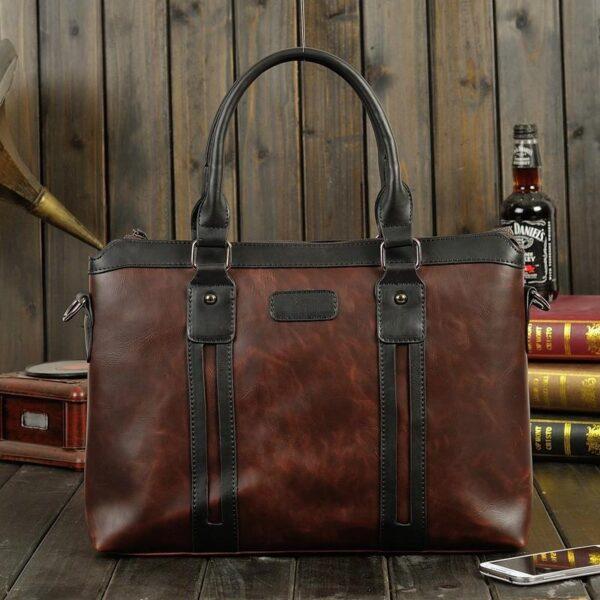 20631 - Мужской портфель-сумка O'Honor Classic Festiva