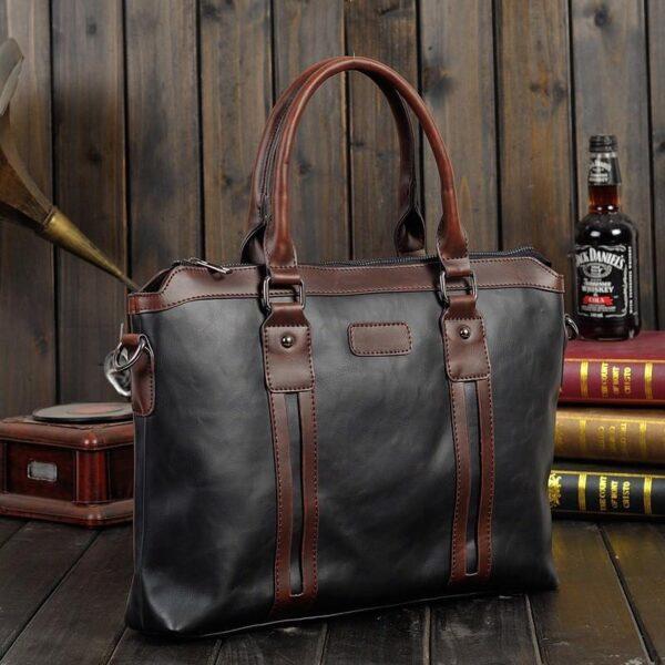20633 - Мужской портфель-сумка O'Honor Classic Festiva