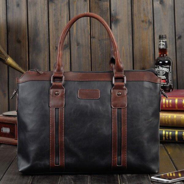 20634 - Мужской портфель-сумка O'Honor Classic Festiva