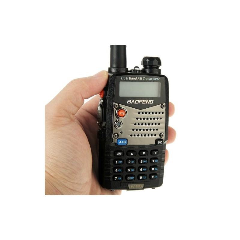 Портативная рация BAOFENG UV-5RA – 2 диапазона, 128 каналов
