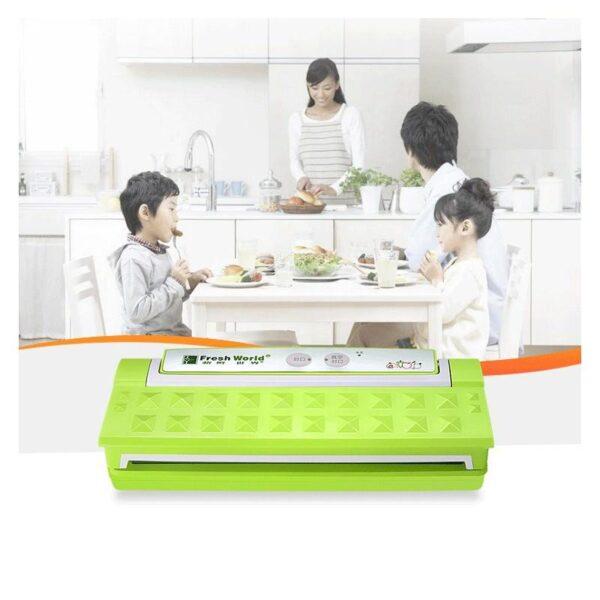 20816 - Домашний вакуумный упаковщик для сухих продуктов FreshWorld-2013S