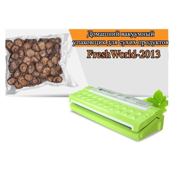 20822 - Домашний вакуумный упаковщик для сухих продуктов FreshWorld-2013S