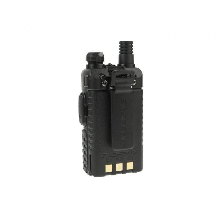 2085 - Портативная рация BAOFENG UV-5R - 2 диапазона, 128 каналов