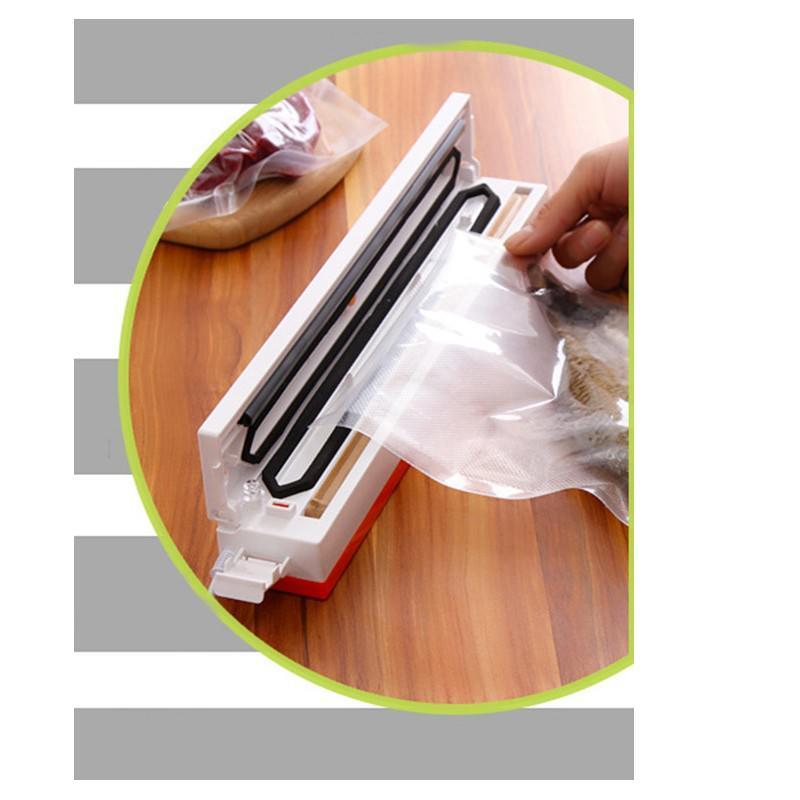 Портативный вакуумный упаковщик для сухих продуктов VACula 200668