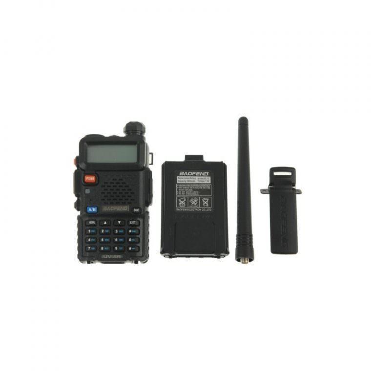2089 - Портативная рация BAOFENG UV-5R - 2 диапазона, 128 каналов