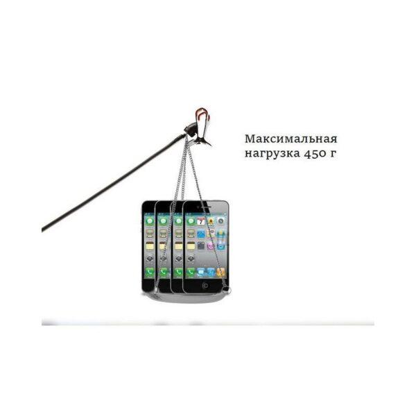 20943 - Гибкий держатель для смартфона с зажимом