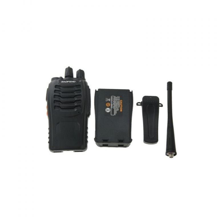 2100 - Портативная рация BAOFENG BF-888S - UHF, 5Вт, 16 каналов