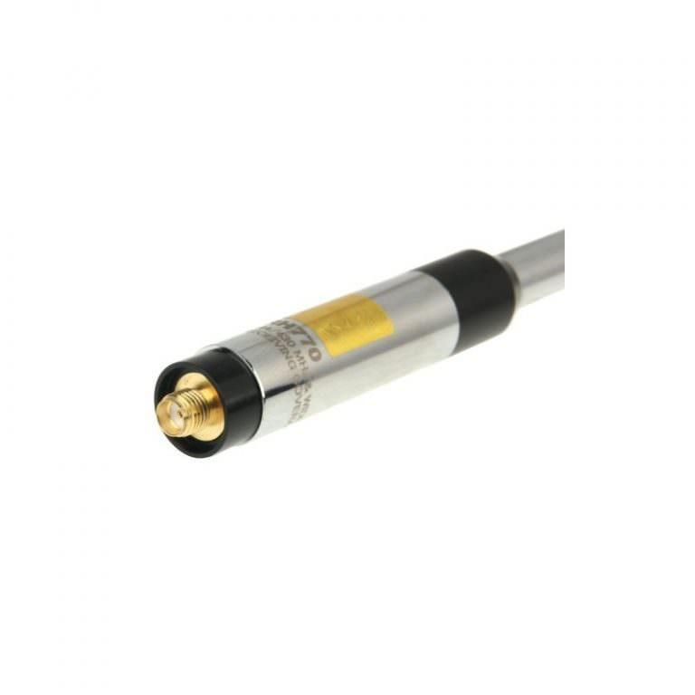 2111 - Телескопическая антенна для рации RH770 - частоты 144/430 МГц, SMA-Female