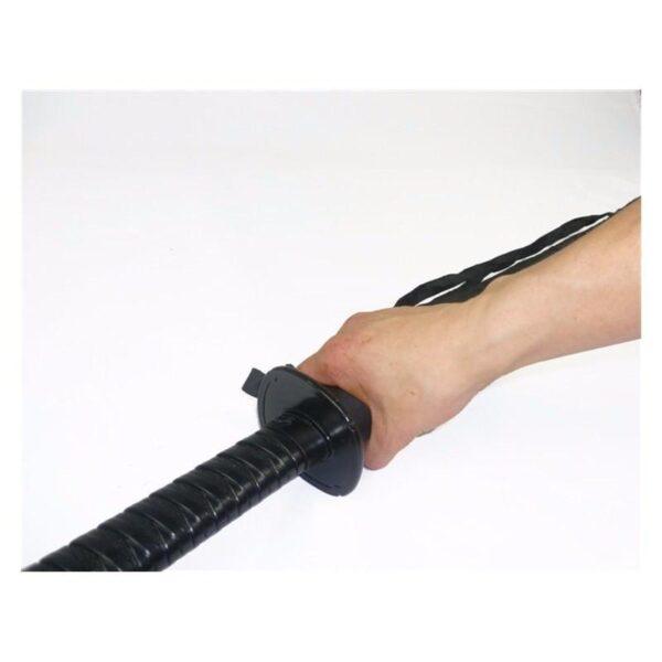 21271 - Зонт меч Катана: 24 спицы (оригинал, полная длина, спицы - стеклопластик!)