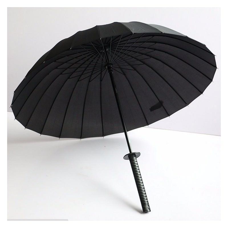 Зонт меч Катана: 8/ 16/ 24 спицы (оригинал, полная длина), трость 201016
