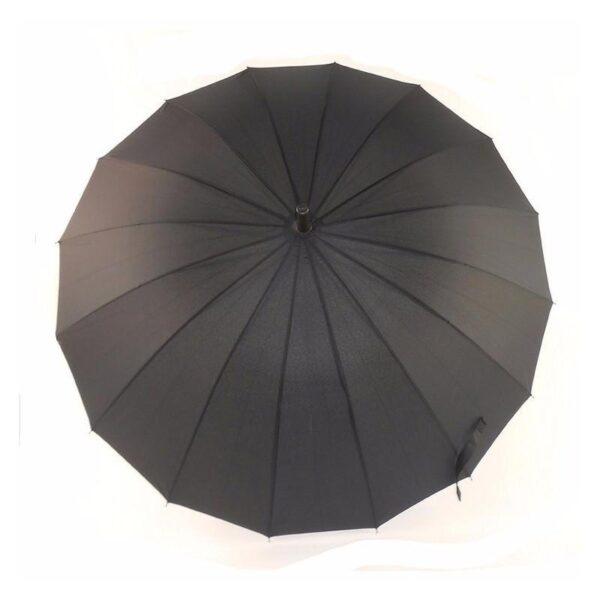 21276 - Зонт меч Катана: 24 спицы (оригинал, полная длина, спицы - стеклопластик!)
