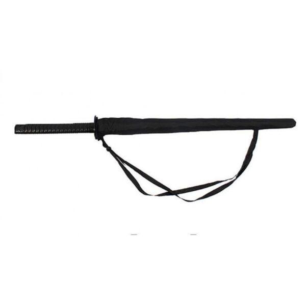 21288 - Зонт меч Катана: 24 спицы (оригинал, полная длина, спицы - стеклопластик!)