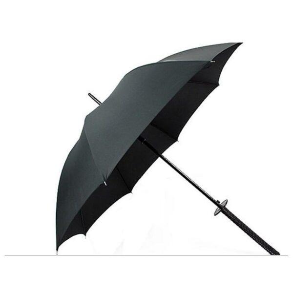 21289 - Зонт меч Катана: 24 спицы (оригинал, полная длина, спицы - стеклопластик!)