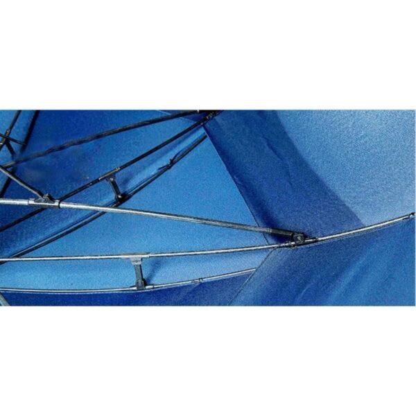21307 - Ветрозащищенный зонт Wind Of Change 5.11: двойная конструкция верха, каркас из стекловолокна