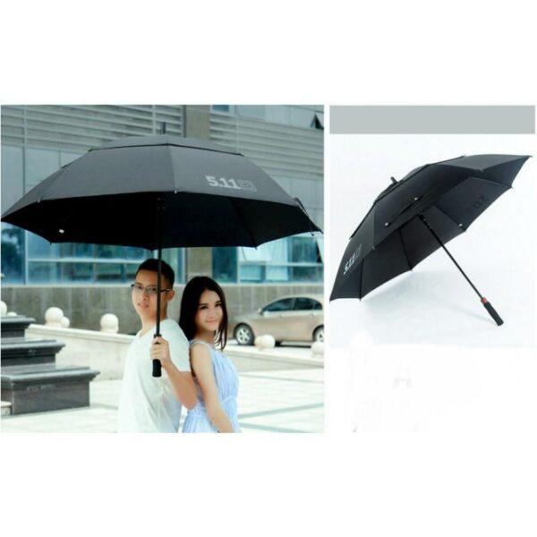 21311 - Ветрозащищенный зонт Wind Of Change 5.11: двойная конструкция верха, каркас из стекловолокна