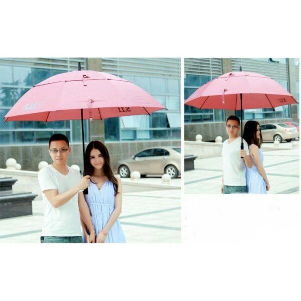 21312 - Ветрозащищенный зонт Wind Of Change 5.11: двойная конструкция верха, каркас из стекловолокна