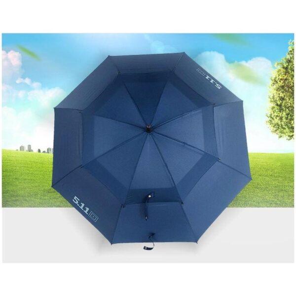 21319 - Ветрозащищенный зонт Wind Of Change 5.11: двойная конструкция верха, каркас из стекловолокна