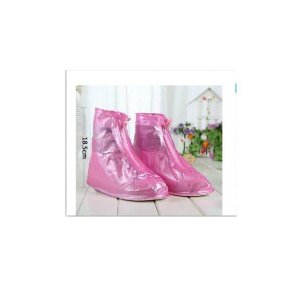 21361 - Складные водонепроницаемые сапоги (чехлы-галоши на обувь)