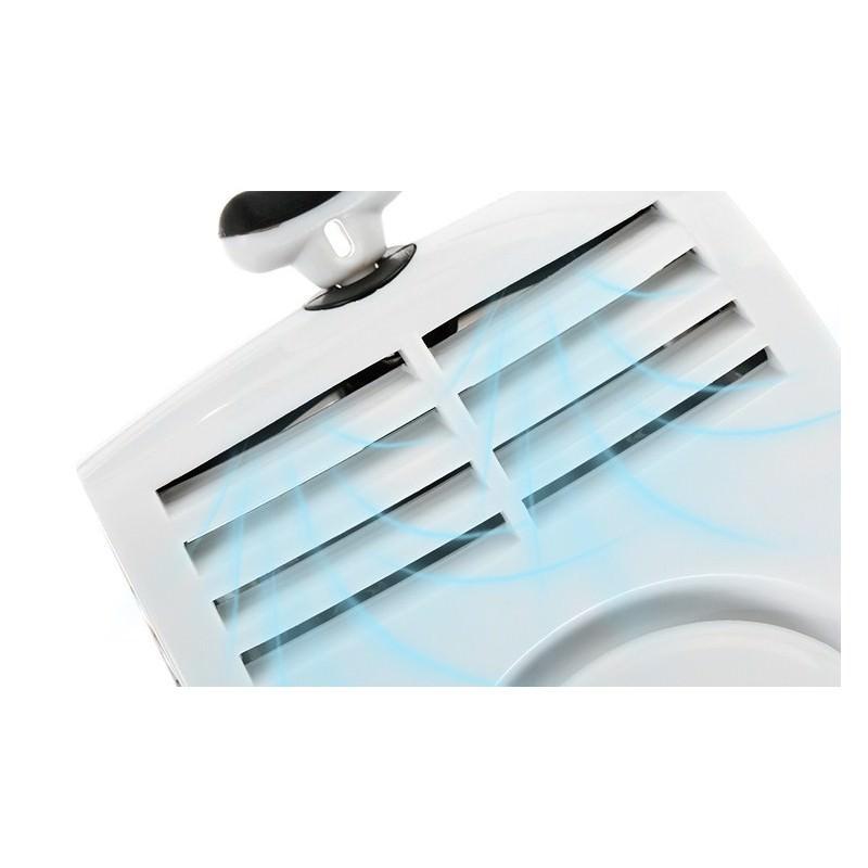 21362 - Электрическая вешалка-сушилка для одежды и обуви - защита от перегрева, стерилизация, складная